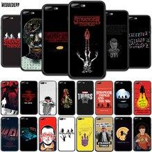WEBBEDEPP Stranger Things TPU Phone Case for OPPO A1 A3S A5s A7 A37 A57 A73 A83 F5 F11 R15 R17 Pro Soft Cover lavaza african beauty girl tempered glass soft case for oppo a3s a5s a7 a37 a39 a57 a73 a77 a7x f5 f7 f9 f11 cover