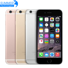 "Original Entsperrt Apple iPhone 6 S Handy IOS 9 Dual Core 2 GB RAM 16/64/128 GB ROM 4,7 ""12.0MP Kamera 4G LTE Smartphone"