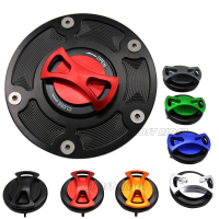 Motorcycle Accessories CNC Keyless Gas Fuel Tank Cap Cover For Ducati MONSTER 696 / 796 / 1100 / EVO ALL YEARS