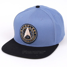 c753b33de6e49 2017 Unisex Summer Baseball Cap Star Trek Starfleet Snapback Hip Hop Hat (China)