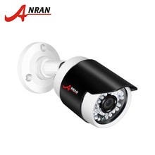ANRAN Full HD 2.0MP Security POE Camera IP Camera outdoor waterproof Night Vision Security CCTV Camera Security P2P ONVIF Cam(China)