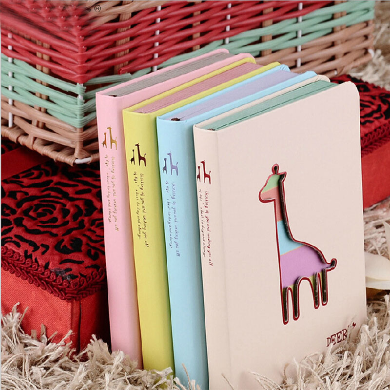 купить New Cute Diary school Notebook paper Creative Mini notebook Notepad hard copybook Office School Supplies notebooks gift Hot по цене 288.31 рублей
