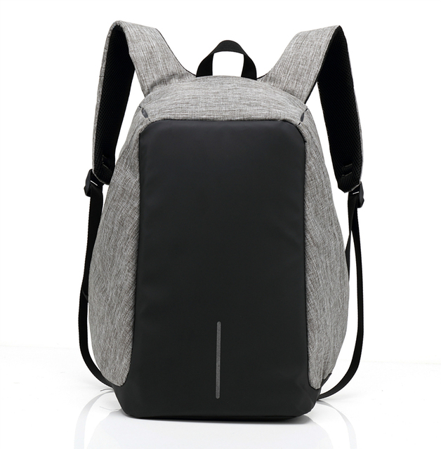 New Design laptop Anti-theft backpack Security travel bag Multi function  with USB charge for all tablet pc notebook cell phone 6e39d8469691c