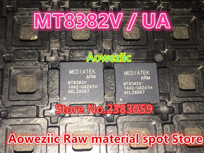 все цены на Aoweziic  100% new original   CPU  MT8382V/UA   MT8382V/U   MT8382V   U version   BGA chip онлайн