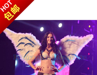 2017 new arrive feather angel wings props catwalk show props festival Angel Feather wings Window props underwear cosplay supply