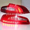 2008-2013 год Для VW Skoda Superb LED Задние Фонари Задние фонари задний свет Красный Белый Цвет ТС тип