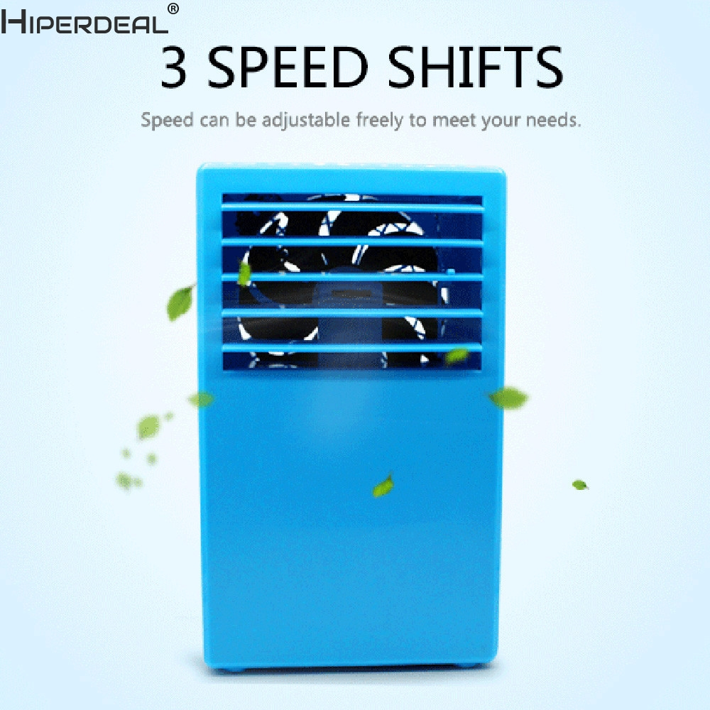 HIPERDEAL Smart House Portable Summer Air Conditioner Air Conditioning Fan Touch Easy Control Cool New