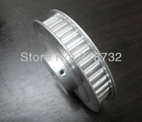 40 teeth 15mm belt width 14mm bore T5 timing pulley 15mm width t5 steel core endless timing belt closed loop pu belt