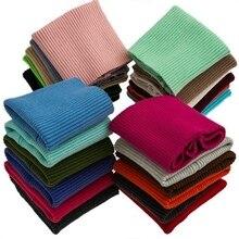 Разные размеры, спандекс, Джерси, манжета из ткани для свитшота, низ, эластичная хлопковая ткань в рубчик для изготовления манжет на рукавах K302876