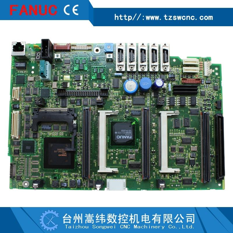A20B-8101-0710 main control card  mother board FANUC cnc controller A20B 8101 0710 cnc контроллер fanuc a20b 8200 0540 a20b 8200 0540