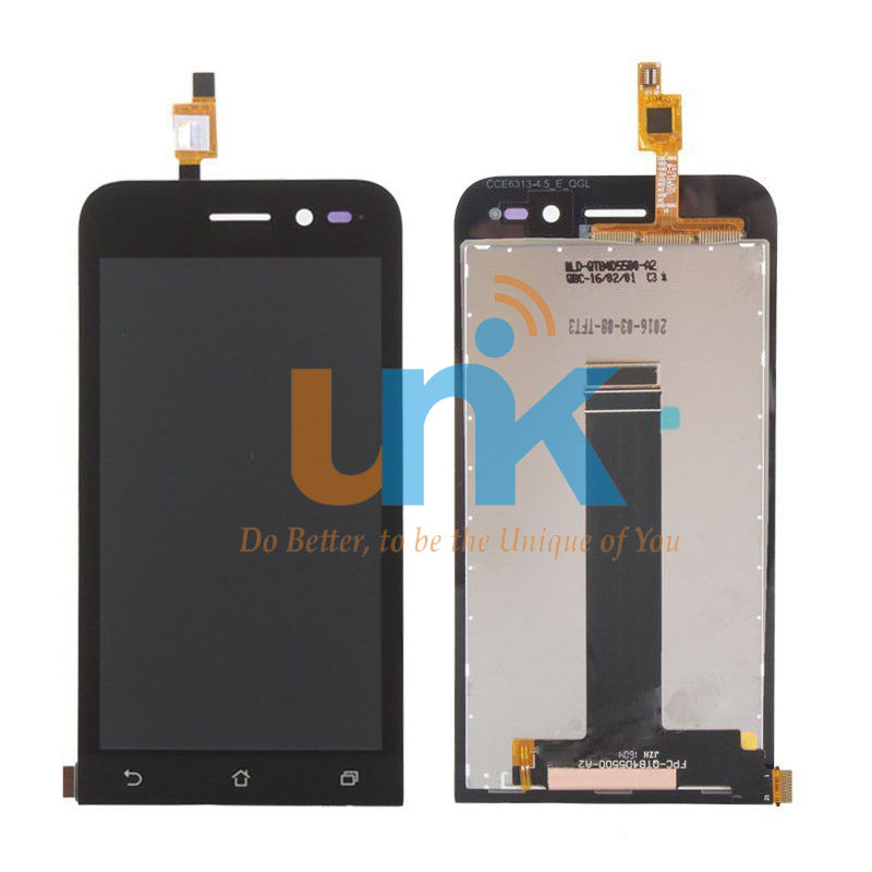 Original 100% Tested LCD Screen Display+Touch Digitizer for 5.5 Asus ZenFone Go ZB452KG Display Assembly Black Color Free Ship