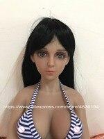 65 см Реалистичного чистого силикона Секс куклы Скелет реальные куклы японии кукла любовь взрослых секс игрушки для мужчин влагалище Реалис