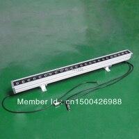 DC24V 36 W RGB LED Duvar Yıkayıcı, Açık su geçirmez IP66 LED Sel ışıkları, DMX512, Garanti 3 Yıl, CE RoHS, Fabrika Toptan