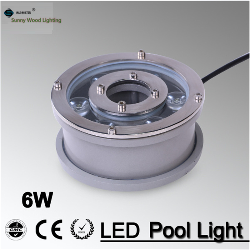 led Fountain light, IP68 Underwater Lights High power LED pool light 6W 12V AC led landscape underwater lamp LPL-B-6W-12VAC high power led pool light free shipping ip68 fountain light 6w 24v ac led underwater light lpl b 6w 24v