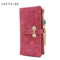 2016 New Fashion Women Designer Wallets Leather Zipper Wallet Brand Women S Long Purse For Credit