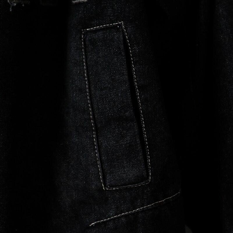 Type Black W2526 Cocon 2018 Éclair Pur Grand Fermeture Épaississement Et Manteau Art Coton Chapeau Littéraire Flocage Femelle D'hiver 9EWD2IYHbe