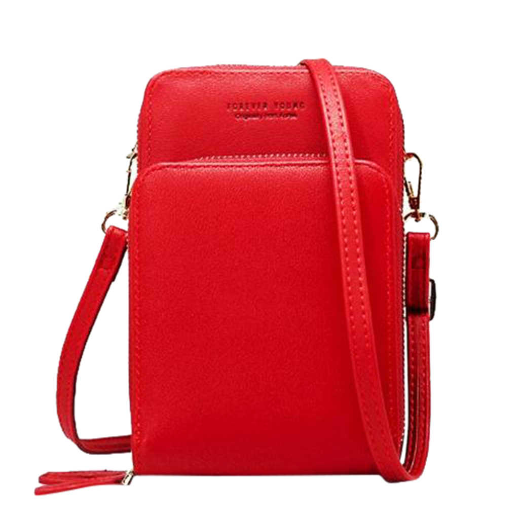 New Arrival Colorful Cellphone Bag Fashion Daily Use Card Holder Small Summer Shoulder Bag for Women bolsa feminina #3