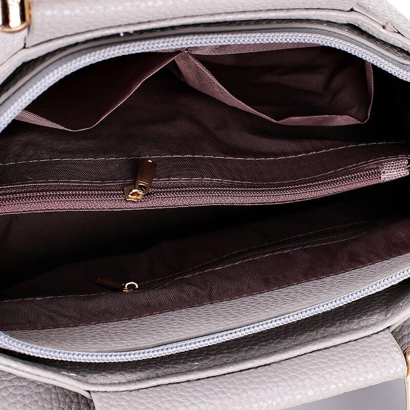 2017 mulheres v letras escritório Shape : Commuter Large Capacidade Bag