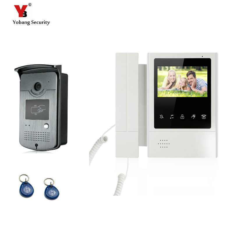Video Intercom 4.3