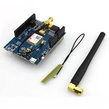 Антенной elecrow gprs испытания развития миру всему магазин щит arduino gsm