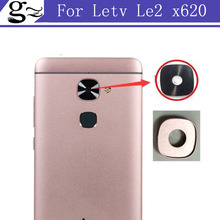 For Letv Le2 x620 Back Camera Glass Lens Cover Frame LeEco X620 Helio X20 MTK6797 Deca Core Mobile Phone 5.5″ 3GB RAM