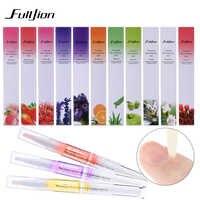 Fulljion 5ML 15pcs/set Nail Oil Nail Gel Cuticle Pen Multi-Function Prevent Agnail Nail Art Oil Tools Nutrition For Makeup