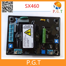 1pcs free shipping Black Automatic Voltage Regulator AVR SX460 for Generator