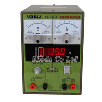 סיטונאי אספקת חשמל תיקון טלפון נייד 1501 T תיקונים ייעודי אספקת חשמל DC מתכוונן 15 V 1A הגנה אוטומטית