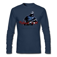 Men S Rock And Roll Original Design Shirt With Slipknot Is All Classic Collar Metal Music