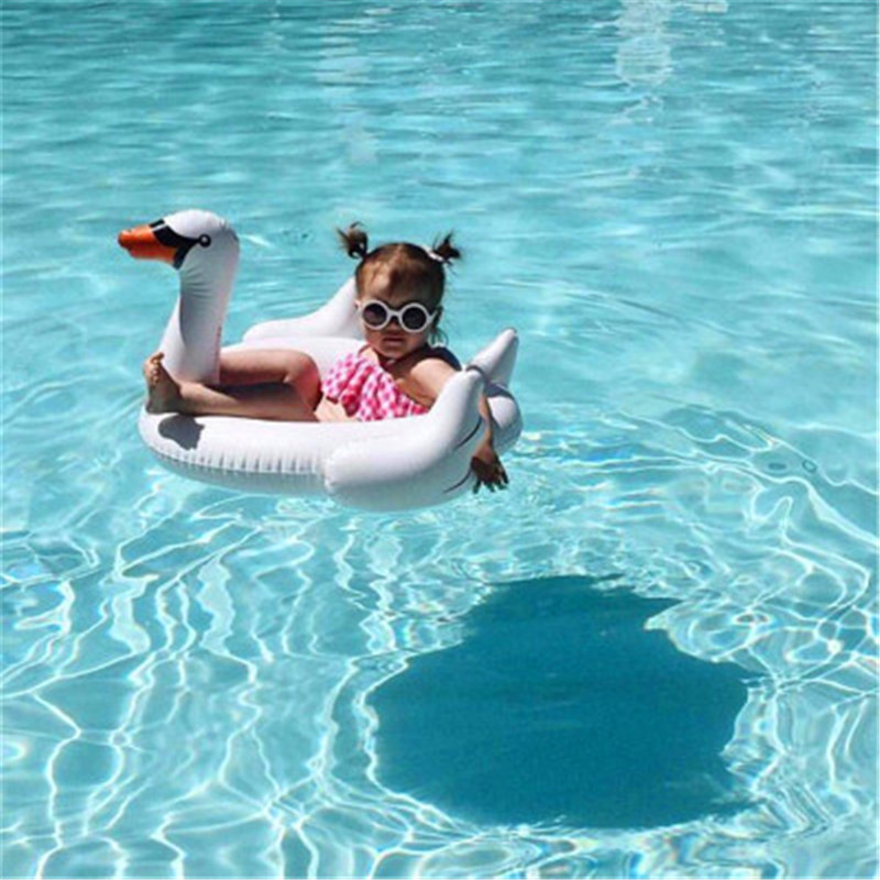 Swimming Ring Childrens Inflatable Baby Swimming Ring Cute Animal Swimming Ring Swimming Pool Accessories GXY088LL