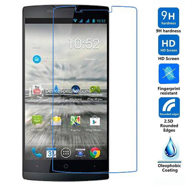 2.5d Tempered Glass For Highscreen Boost 2 Se Protective Film Explosion-proof Screen Protector For Highscreen Boost 2 Se