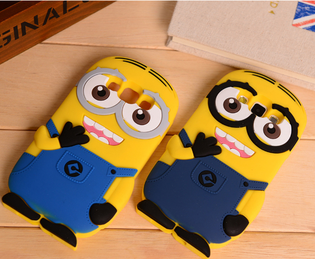 Silicone Case For Samsung Cellphone