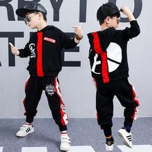 New Spring Autumn Baby Boys Clothing Set Children Tracksuits Kids Brand Sport Suits Long Sleeve Shirt +pants 2pcs