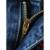 Moda Floral Bordado Calça Jeans Azul Denim Calças Mulheres Casuais calças de Brim Da Mulher do Americano QJWM11035