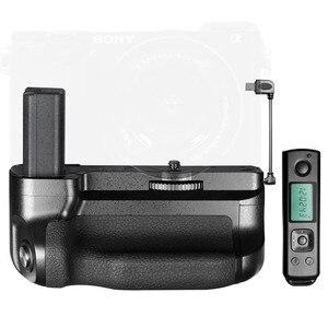 Image 3 - Meike MK A6300 פרו סוללה גריפ מחזיק חליפת Builtin 2.4G אלחוטי עבור Sony A6000 A6300 לעבוד עם NP FW50 סוללה