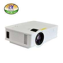 Todo el mundo Gana Portátiles Mini 800*480 p de Cine En Casa Soporte Proyector 1080 p Mini9 Wifi Función Opcional HDMI/USB/SD/AV