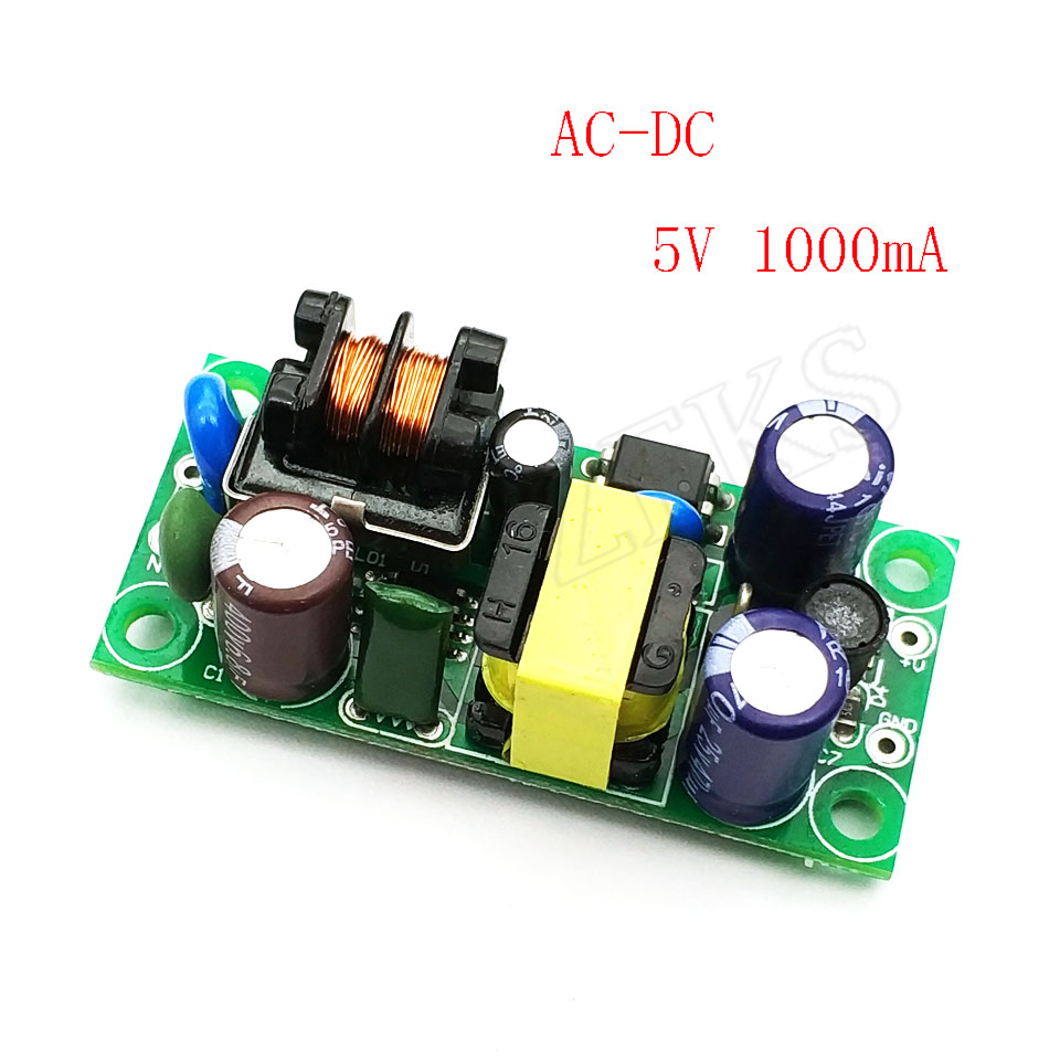 Precision 5V1A (5W) Switching Power Supply Module Industrial Power LED Power 5V Led Power Module