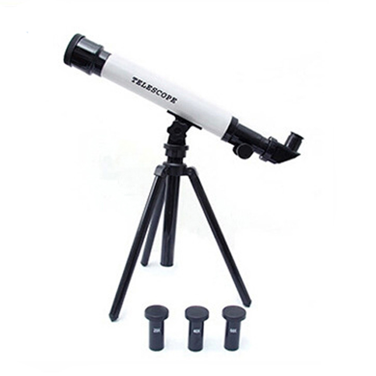 Useful Science Kit Telescope Toy Set for Kids with 3 ...