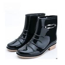 boots plus rain zipper