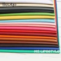 Buulqo 50*138 cm beau cuir PVC au mètre Faux cuir tissu pour la couture, cuir artificiel pour bricolage sac matériel