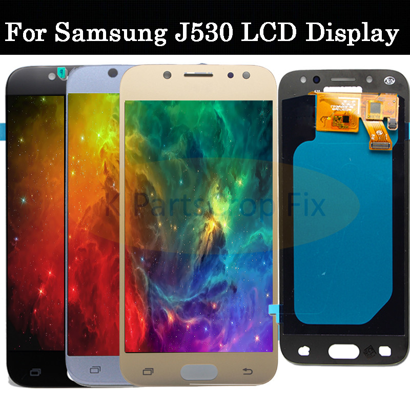 For SAMSUNG GALAXY j5 pro J5 2017 LCD J530 J530F J530FN SM J530F Display Touch Screen