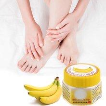 Crema de talón agrietado para el cuidado de la piel, pomada hidratante para pies, reparación manual de grietas antisecas, bálsamo para pies y talón