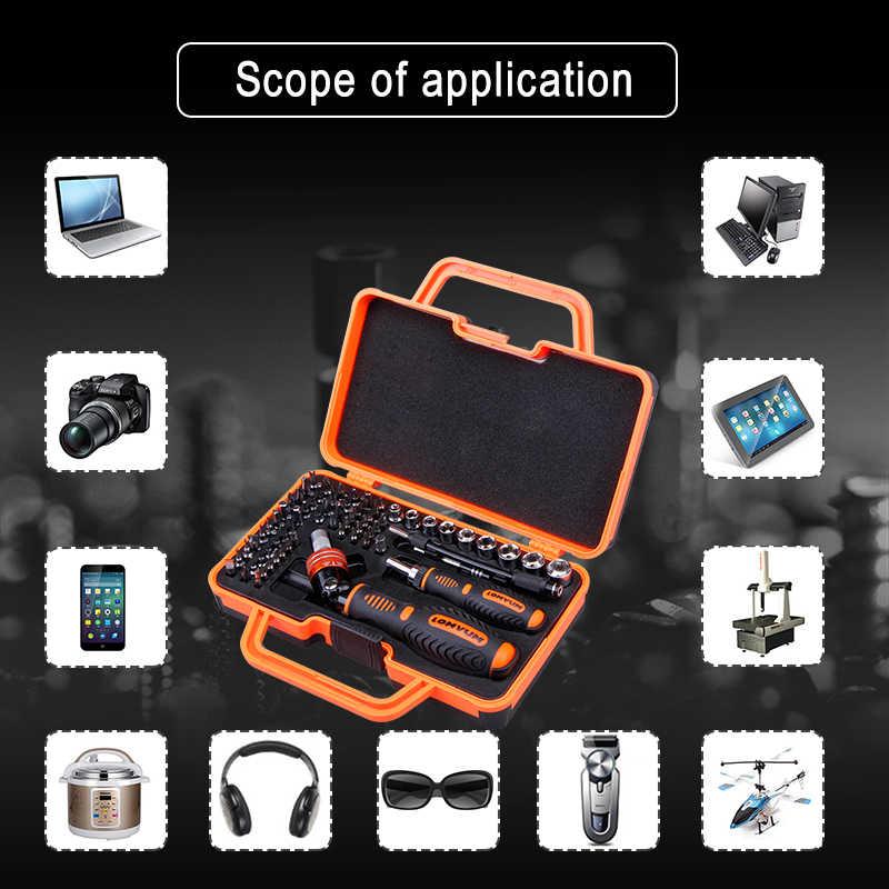 LOMVUM Наборы отверток, многофункциональный прецизионный бытовой набор инструментов, набор инструментов для ремонта компьютера, набор бытовой магнитной отвертки