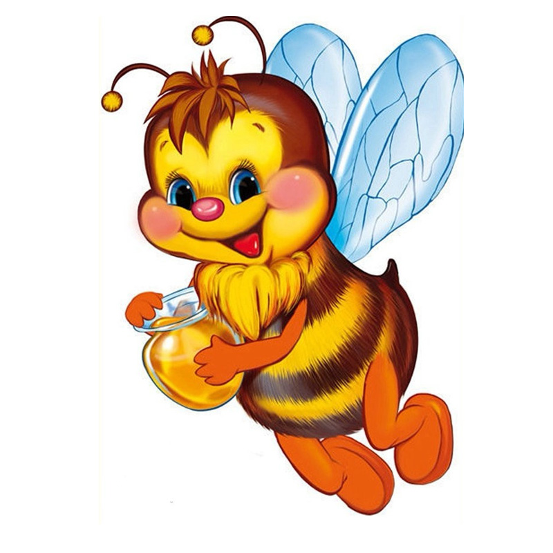 Открытки с изображением пчелок, открытки для форума