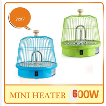 2016 Newest ! 600W Mini Portable Desktop Tip-Over Proection Electric Heater