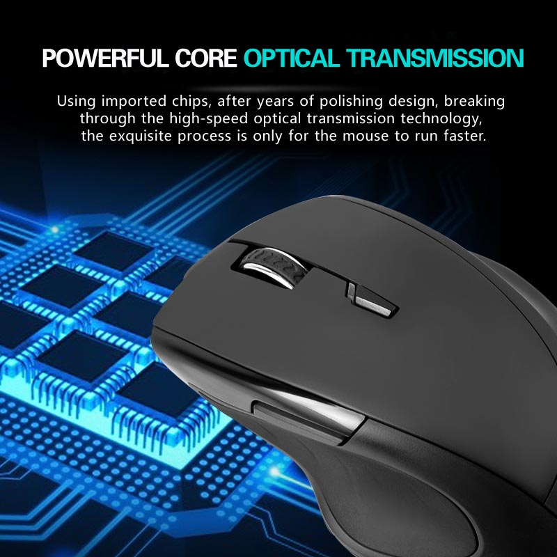 Smart Wireless Mouse 2.4G Translation Voice Control Intelligent For Computer Office LSMK99
