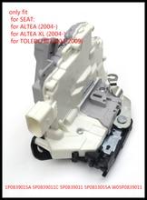 for SEAT ALTEA  XL TOLEDO III Rear left Door Lock Catch Mechanism – 1P0839015A 5P0839011C 5P0839011 5P0833055A W05P0839011