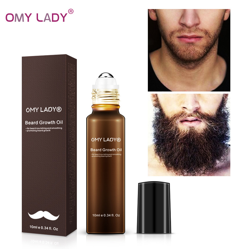 OMY LADY 100% Natural Organic Men Beard Growth Oil Beard Wax balm Hair Loss Product Plant-based for Groomed Beard Growth Essence Онихомикоз