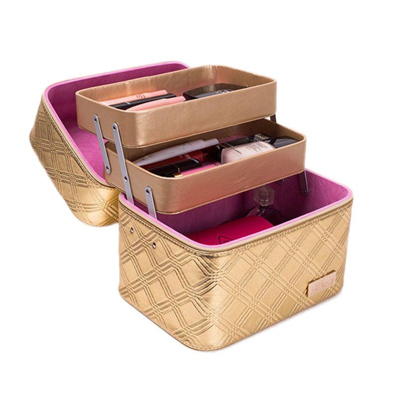 SAFEBET Cosmetic-Bags Professional Waterproof Portable Ladies Large-Capacity Brand-Version
