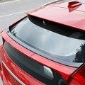Стайлинга автомобилей 1 шт. ABS Пластик автомобиль спойлер заднего багажника  крыла литья отделка Декоративная Крышка Накладка для Mitsubishi Eclipse...